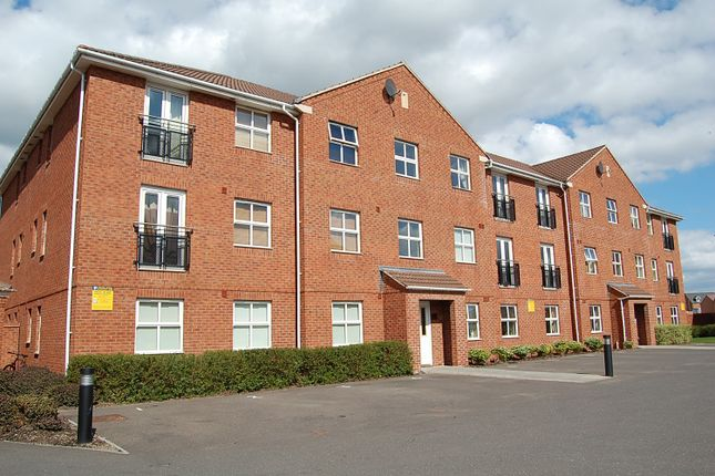 Thumbnail Flat to rent in Welland Road, Hilton, Derby