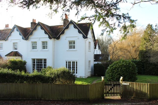 Thumbnail Terraced house for sale in Sulham Lane, Sulham, Reading