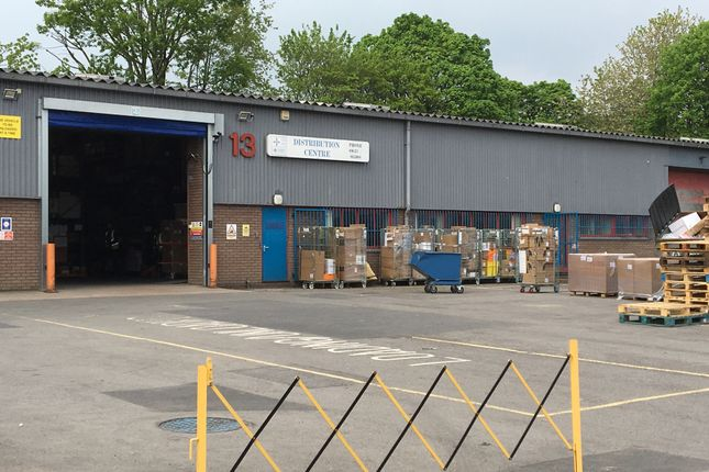Thumbnail Industrial to let in Court Road Industrial Estate, Cwmbran