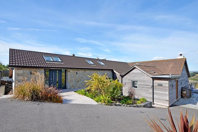 Thumbnail Bungalow for sale in St. Just In Roseland, Truro