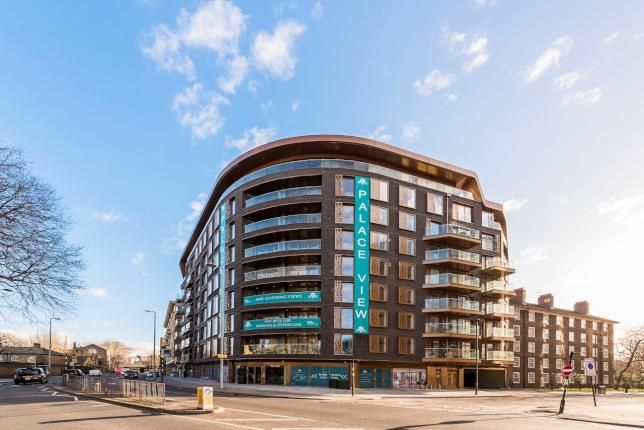 Thumbnail Flat to rent in Old Paradise Street, London