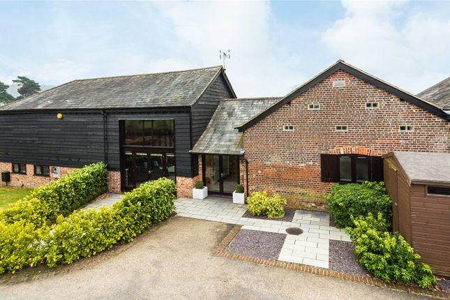 Thumbnail Barn conversion for sale in Aylesbury Road, Great Missenden, Buckinghamshire