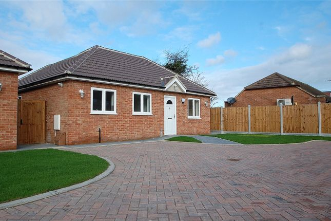 Thumbnail Bungalow for sale in Shade Mews, Rainham