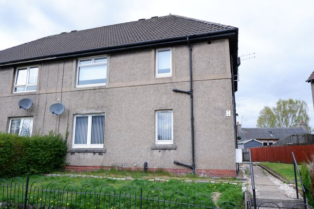 Thumbnail Flat for sale in Levern Crescent, Barrhead