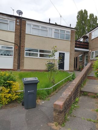 Thumbnail End terrace house for sale in Marlciff Grove, Kings Heath Birmingham