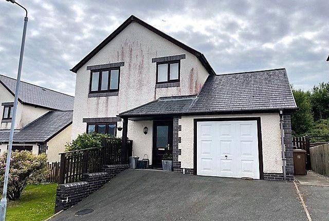 Thumbnail Detached house for sale in Uwch Y Maes, Dolgellau, Gwynedd