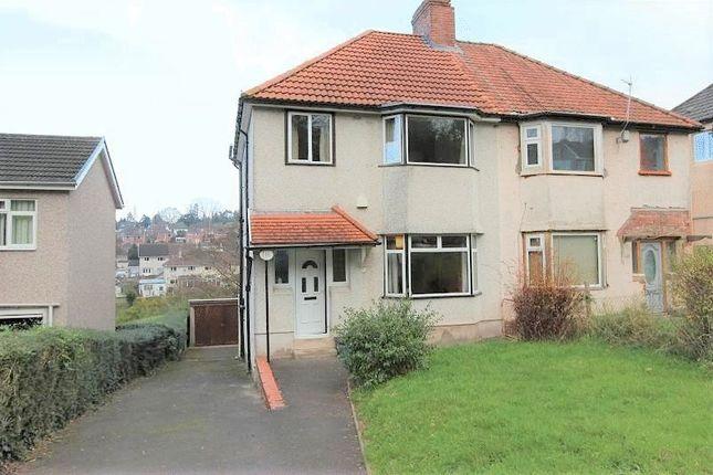 Thumbnail Semi-detached house to rent in Bassaleg Road, Newport