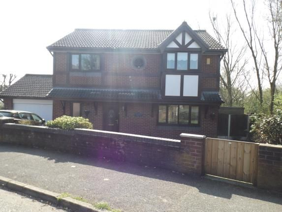Thumbnail Detached house for sale in Greenbank Road, Radcliffe, Manchester, Greater Manchester