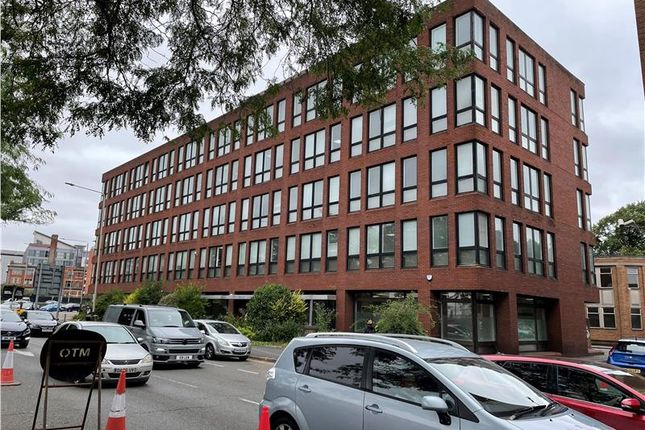 Thumbnail Office to let in Pegasus House, 17 Burleys Way, Leicester, Leicestershire