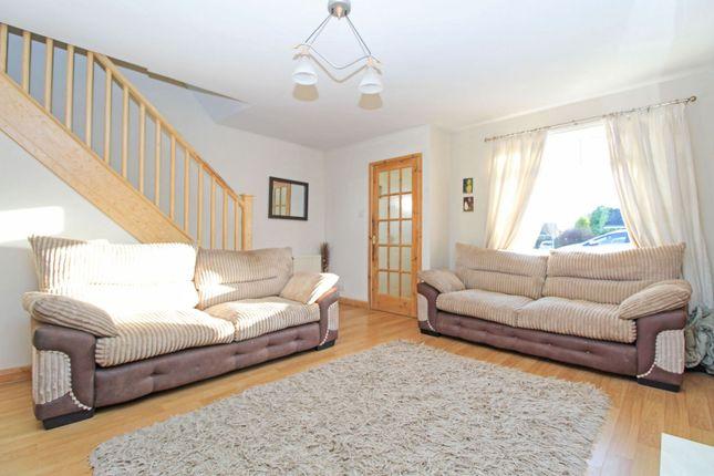 Lounge of Scylla Grove, Cove, Aberdeen AB12