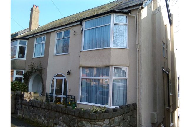 Thumbnail Semi-detached house for sale in Everard Road, Rhos On Sea, Colwyn Bay