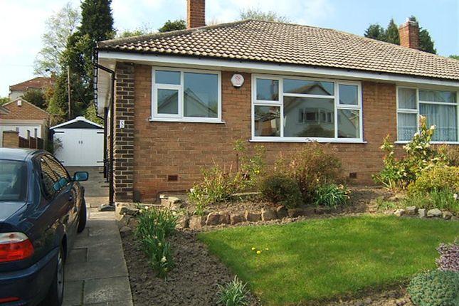Thumbnail Semi-detached bungalow to rent in Layton Park Close, Rawdon, Leeds