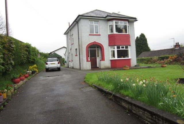 Thumbnail Detached house for sale in Awelon, Beulah Road, Llanwrtyd Wells