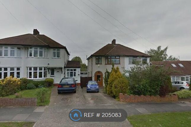 Thumbnail Semi-detached house to rent in Yeovil Close, Orpington