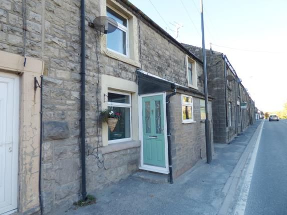 Thumbnail Terraced house for sale in Hallsteads, Dove Holes, Buxton, Derbyshire