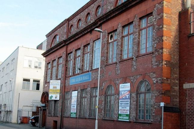 Thumbnail Property for sale in Elm Street, Birkenhead