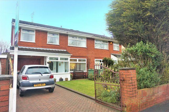 Semi-detached house for sale in Stoney Lane, Rainhill, Prescot