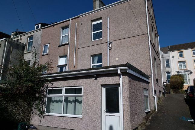 Front of Hanover Street, Mount Pleasant, Swansea SA1
