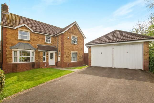 Thumbnail Detached house for sale in Pitlochry Close, Bristol, Somerset