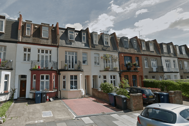 Thumbnail Flat to rent in Cherington Road, London