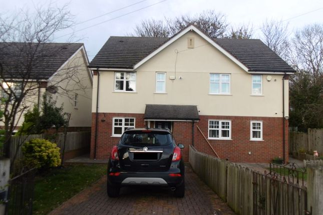 3 bed semi-detached house to rent in Glyn Y Marl Road, Llandudno Junction LL31