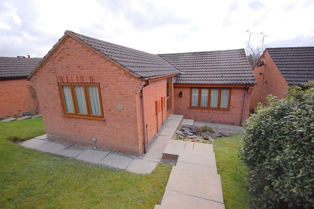 Thumbnail Bungalow for sale in Yokecliffe Hill, Wirksworth, Matlock