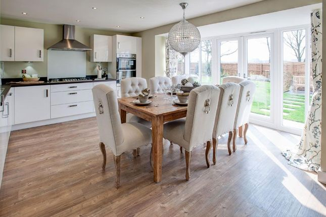 """Thumbnail Detached house for sale in """"Exeter"""" at Callow Hill Way, Littleover, Derby"""