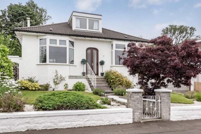 Thumbnail Bungalow for sale in Southwood Drive, Glasgow, Lanarkshire
