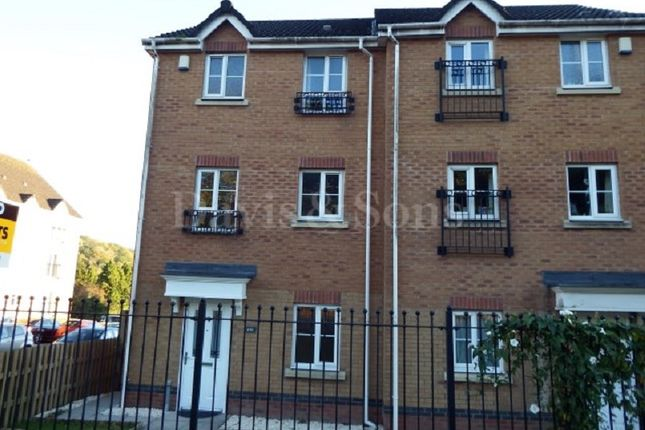 Thumbnail Town house to rent in Chepstow Road, Newport