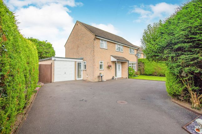 Thumbnail Detached house for sale in Ridge Way, Shaftesbury