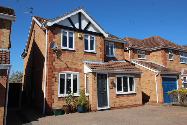 Thumbnail Detached house for sale in Long Field Drive, Edenthorpe, Doncaster
