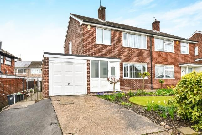 Semi-detached house for sale in Westbourne Road, Sutton-In-Ashfield, Nottinghamshire, Notts