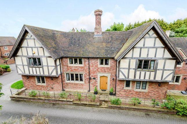 Thumbnail Property for sale in Arleston Manor Drive, Arleston, Shropshire