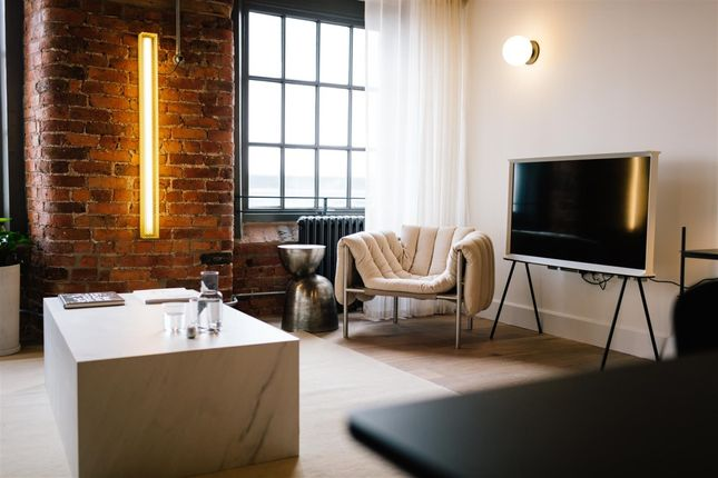 Thumbnail Flat for sale in Binns Place, Manchester