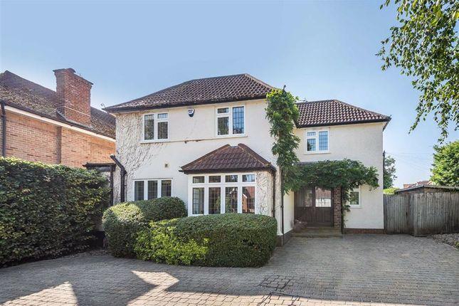 Thumbnail Detached house for sale in Calder Avenue, Brookmans Park, Hertfordshire