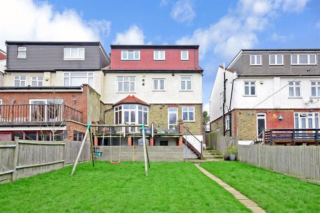 Thumbnail Semi-detached house for sale in Wanstead Park Road, Ilford, Essex