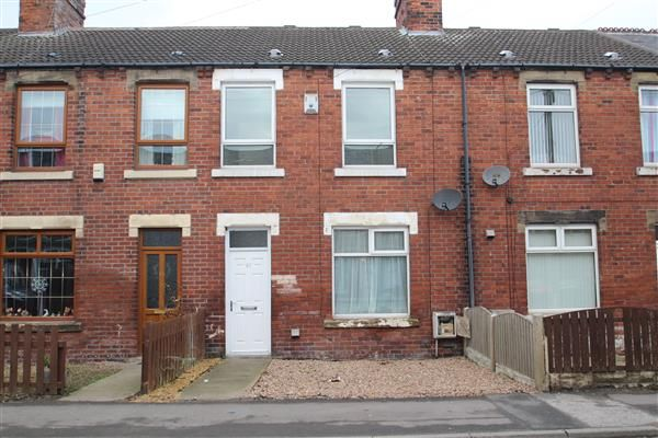 Thumbnail Terraced house to rent in Mill Lane, South Kirkby, Pontefract
