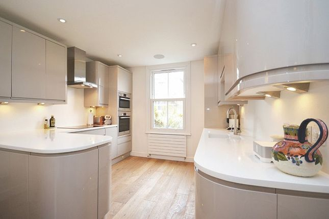 Thumbnail Flat for sale in Cathles Road, London