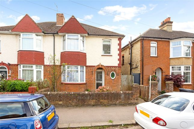 Thumbnail Semi-detached house for sale in Lancaster Avenue, Hitchin, Hertfordshire