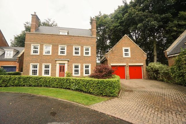 5 bed detached house for sale in Margrove Chase, Lostock, Bolton