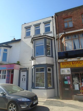 Thumbnail Terraced house to rent in Cookson Street, Blackpool