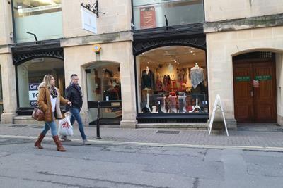 Thumbnail Retail premises to let in Ground Floor & Basement, Upper Borough Walls, Bath, Somerset