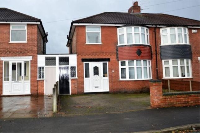 Thumbnail Semi-detached house for sale in Arderne Road, Timperley, Altrincham