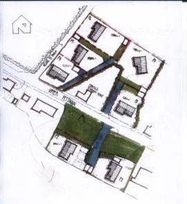 Thumbnail Land for sale in Pettinain House, Upper Pettinain