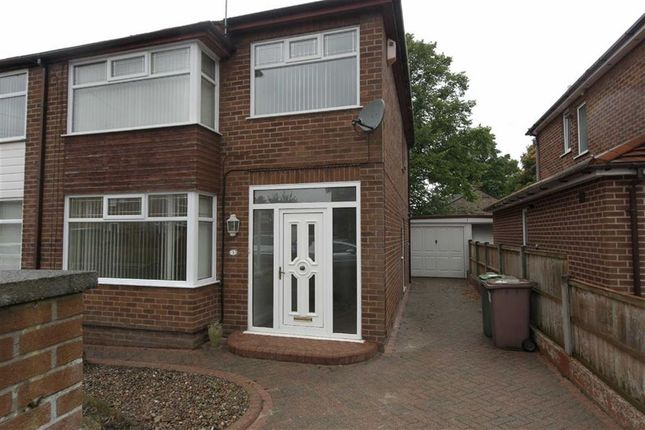 Semi-detached house for sale in Stonyhurst Close, St Helens