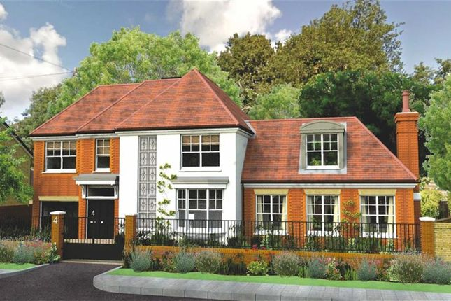 Thumbnail Detached house for sale in Denleigh Gardens, Winchmore Hill, London