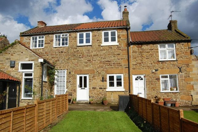 Thumbnail Cottage for sale in Back Lane, Osmotherley, Northallerton
