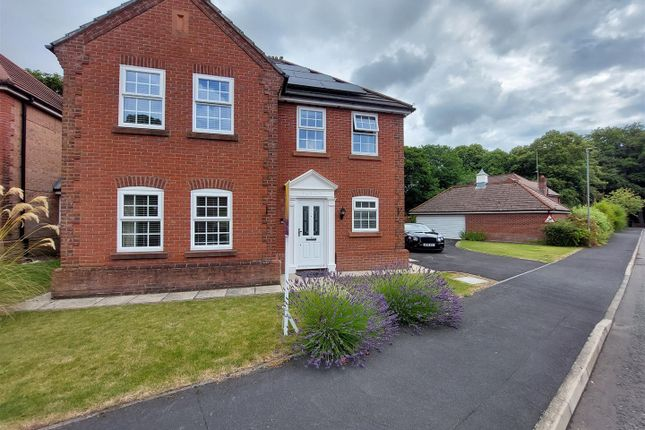 Thumbnail Detached house for sale in Pikes Bridge Fold, Eccleston, St. Helens