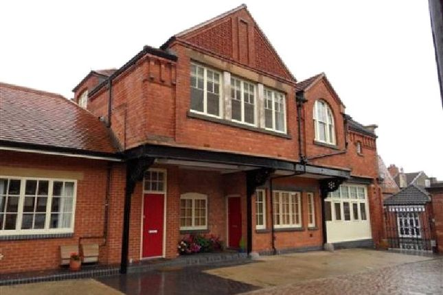 Thumbnail Flat to rent in The Gatehouse, Castle Brewery, Newark