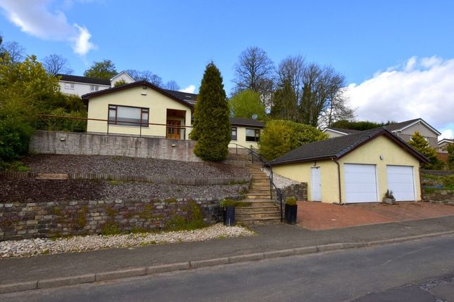 Thumbnail Detached house for sale in Laighlands Road, Bothwell, Glasgow